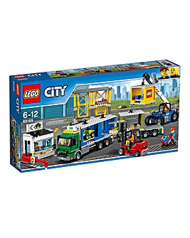 LEGO City Cargo Terminal