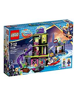 LEGO DC Super Hero Lena Luthor Factory