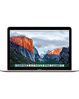 """MacBook 12"""" Dual-Core Intel m3, 256GB"""