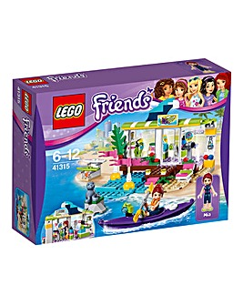 LEGO Friends Summer Holiday Surf Shop