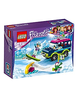 LEGO Friends Winter Snow Off-Roader
