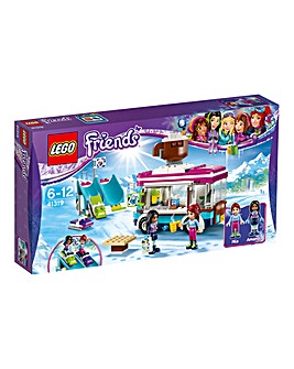 LEGO Friends Winter Hot Chocolate Van