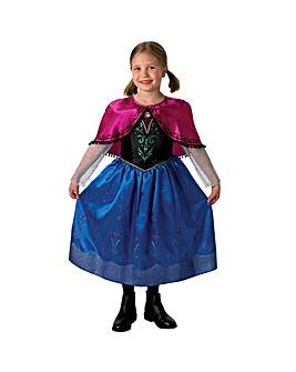 Disney Frozen Deluxe Anna Costume