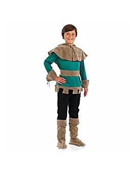 Boys Medieval Robin Hood Costume