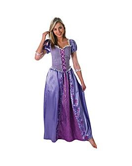 Ladies Disney Rapunzel Costume