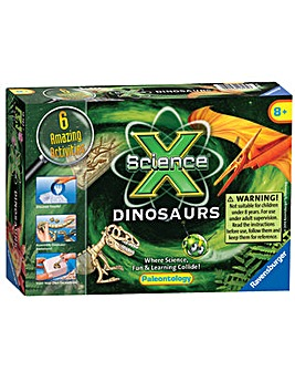 ScienceX Mini Dinosaurs