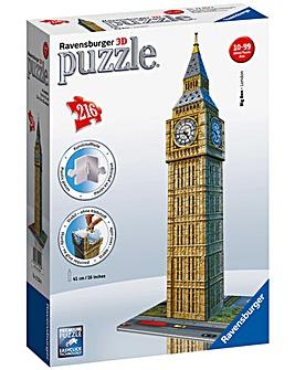 Big Ben Building Puzzleball