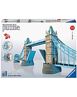 Tower Bridge London Building 3D Puzzle