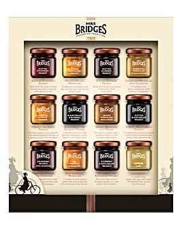Mrs Bridges Jam and Marmalade Selection