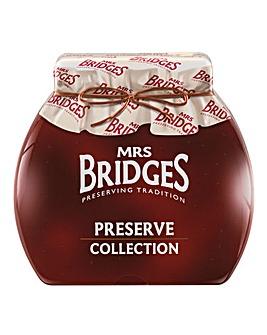 Mrs Bridges Preserve Tin
