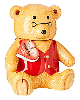 Ceramic Bertie Bear Cookie Jar