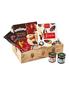 Festive Food Gift Tray