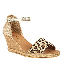 Ravel Lawton ladies wedge sandals