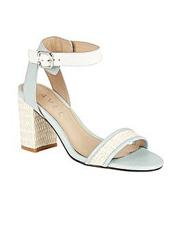Ravel Fairfax ladies heeled sandals