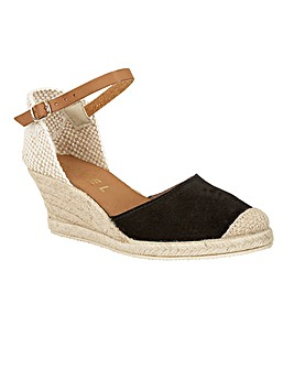Ravel Etna ladies wedge sandals