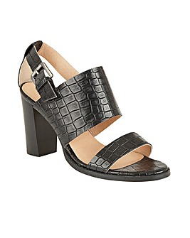 Ravel Glide ladies heeled sandals