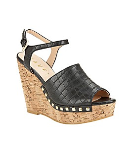 Ravel Tacoma ladies wedge sandals