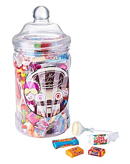 Retro Favourites Sweet Jar 700g