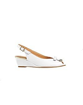 Van Dal Napton  Bright White Sandal