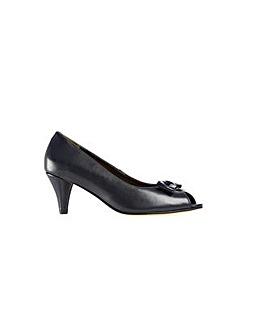 Van Dal Hawkesbury X  Marine Navy Shoe