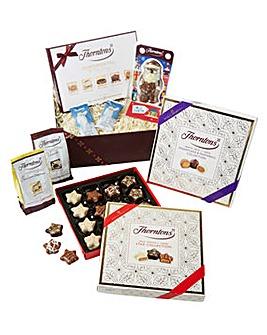 Thorntons Christmas Gift Set