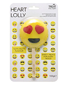 Emoji Lolly set of 3
