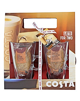 Costa Latte Set for 2
