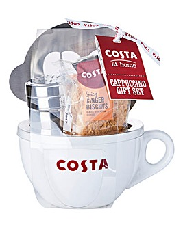 Costa Cappuccino Set