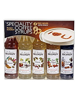Monin Syrup Packs