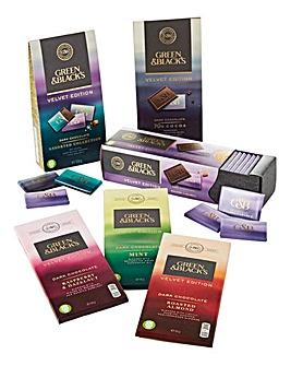 GBs Dark Chocolate gift box