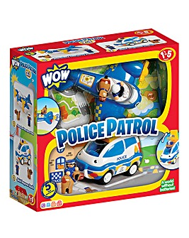 Police Patrol Twin Pack
