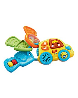 V Tech My 1st Car Key Rattle