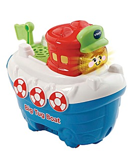 V Tech Toot-Toot Splash Big Tug Boat