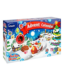 V Tech Toot-Toot Drivers Advent Calendar