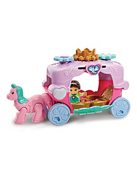 V Tech Kingdom Princess & Carriage