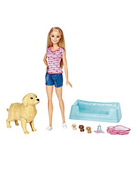 Barbie Newborn Pups Pet Assortment