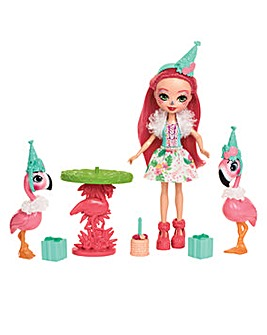 Enchantimals Flamingo Birthday Pack