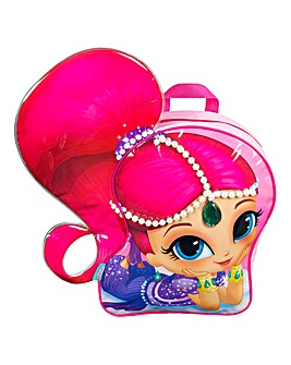 Shimmer & Shine Shaped Backpack-Shimmer
