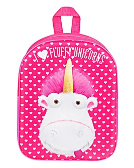 Minions Fluffy EVA Junior Backpack