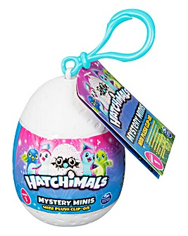 Hatchimals Set of Two Small Plush Eggs