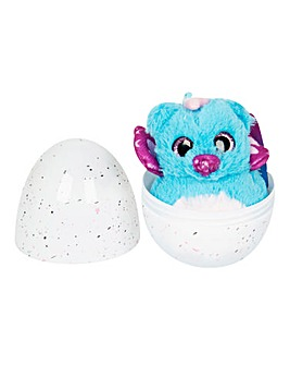 Hatchimals Med Plush in Egg With Sounds