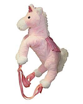Unicorn Backpack - Pink