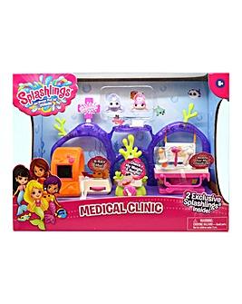 Splashlings Medical Center Playset