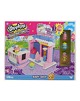 Shopkins Kinstructions Baby Shop