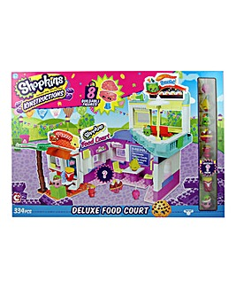 Shopkins Kinstructions Food Court