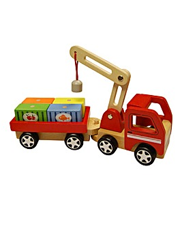 Personalised Crane Truck