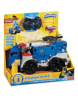 Imaginext DC RC Mobile Command Center