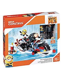 Despicable Me 3 Gru Water Motorbike