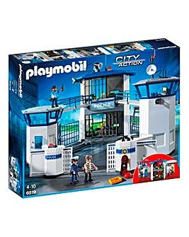 Playmobil Police Headquarters & Prison