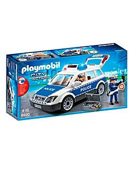 Playmobil Police Squad Car